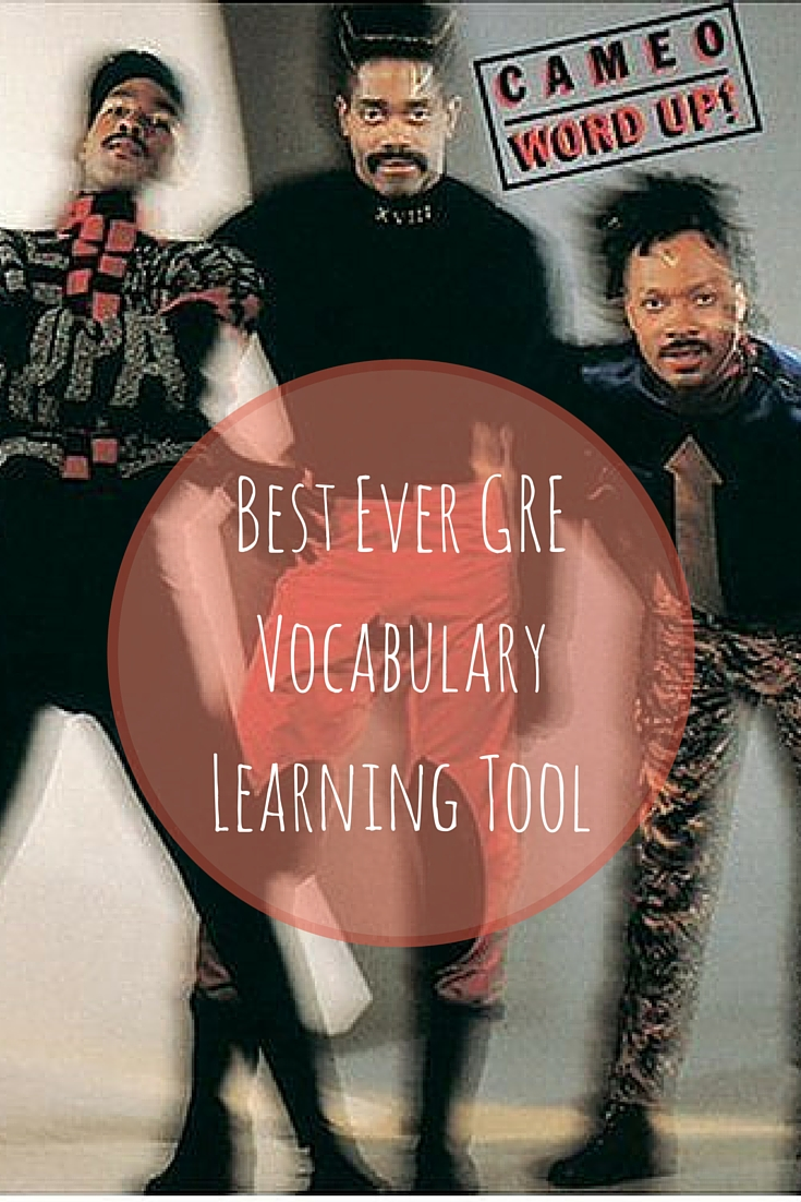 Best Ever GRE Vocabulary Learning Tool