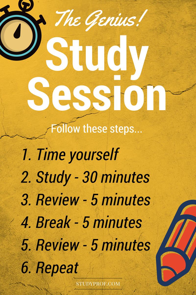Study Like a Genius!