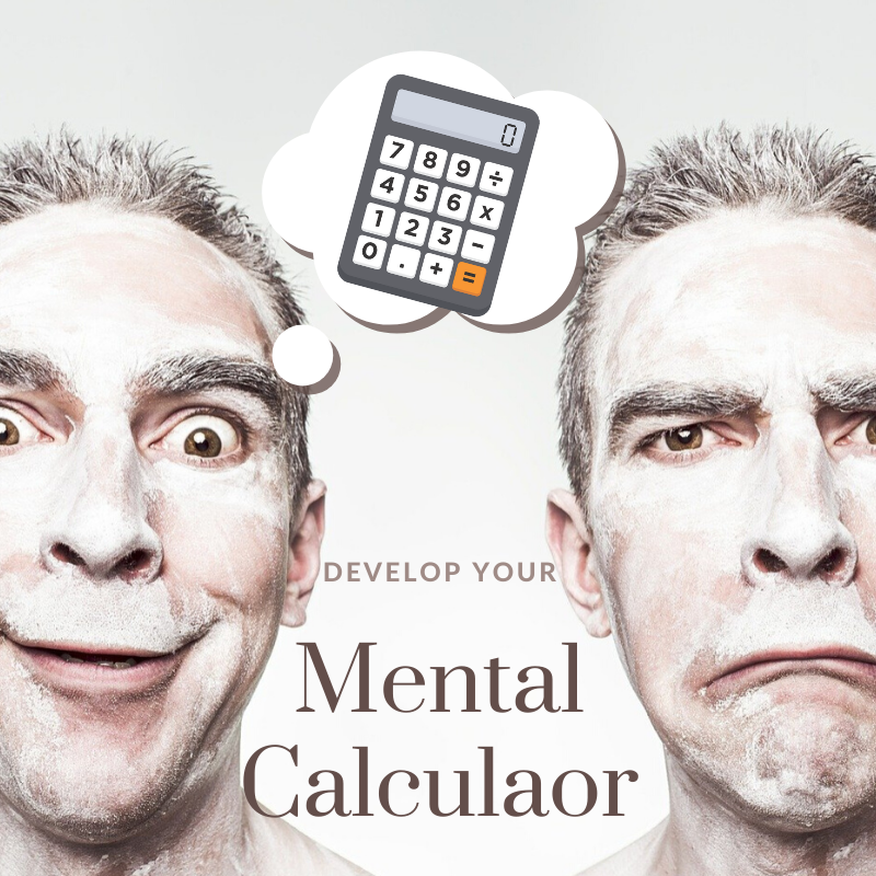 Develop Your GRE Mental Calculator
