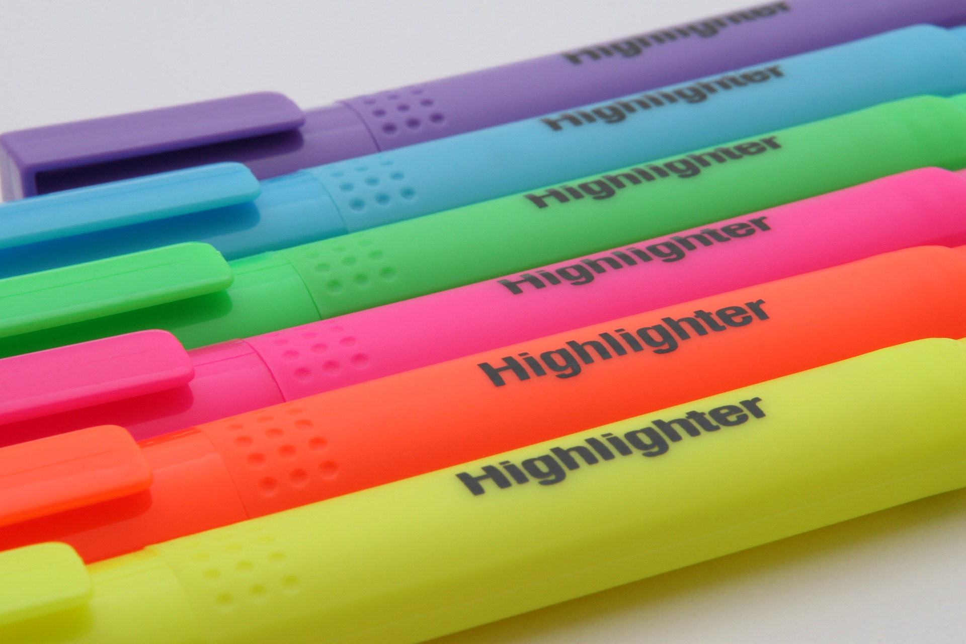 Ditch the Highlighter